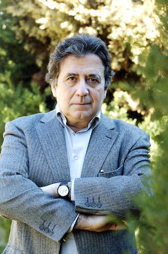 Luis Landero, autor de Lluvia fina