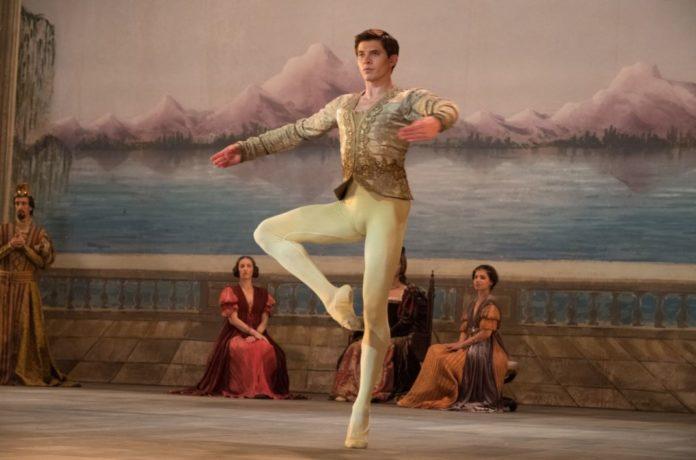 El bailarín. Oleg Ivenko