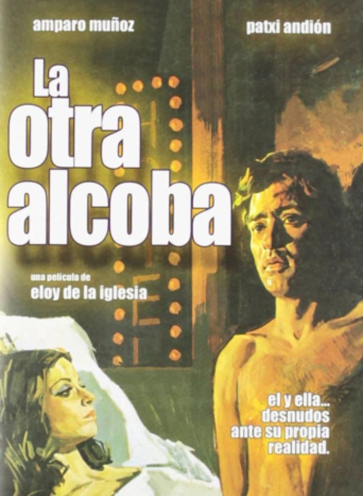 La otra alcoba, Amparo Muñoz y Patxi Andión