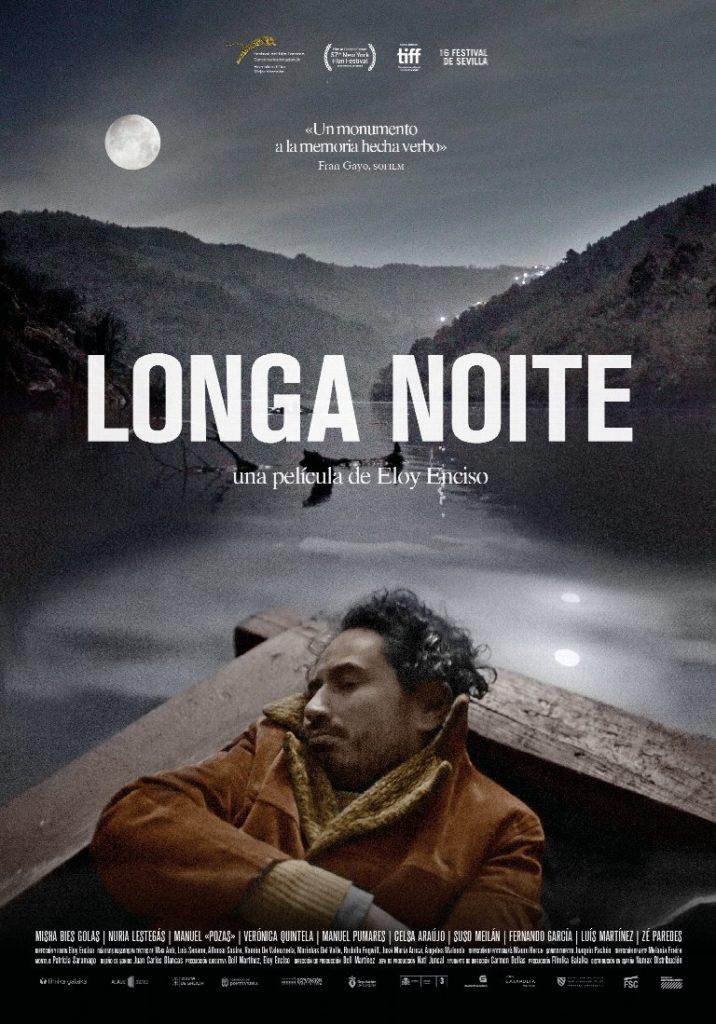 Cartel de Longa noite, estrenos del 5 de diciembre