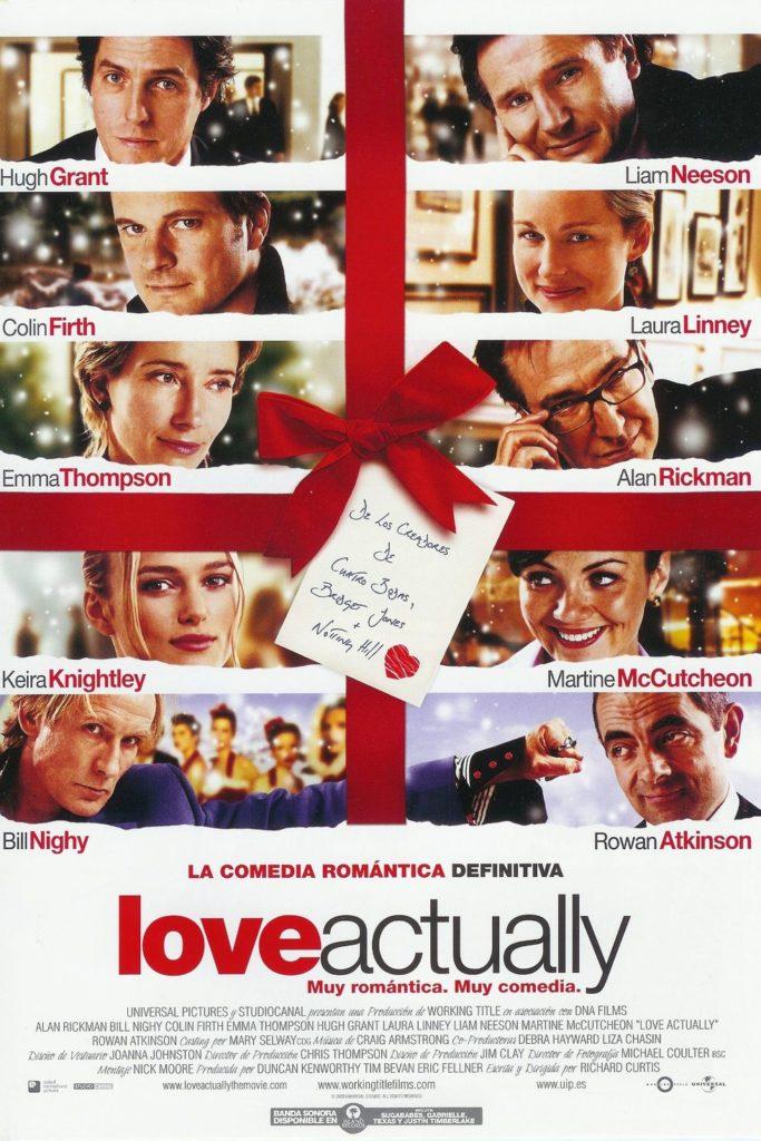 películas de Navidad. Love Actually