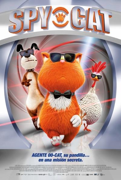 Cartel de Spy Cat, estrenos del 13 de diciembre