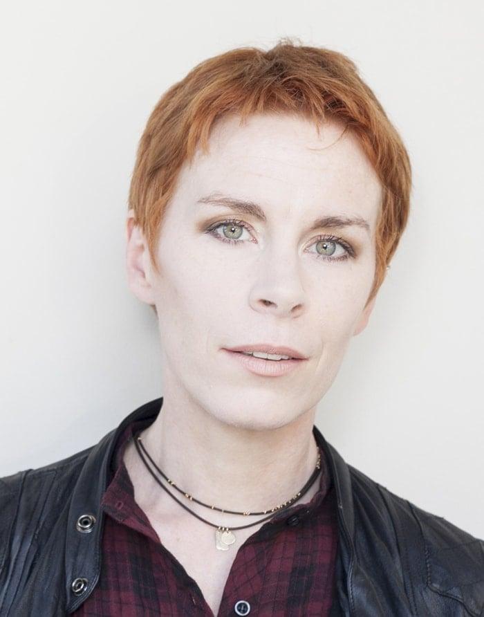 Tana French, autora de Intrusión