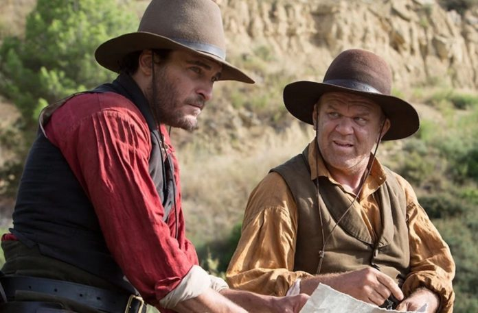 The Sisters brothers, Phoenix y C. Reilly