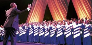 the Mississippi Mass Choir, grandes del gospel