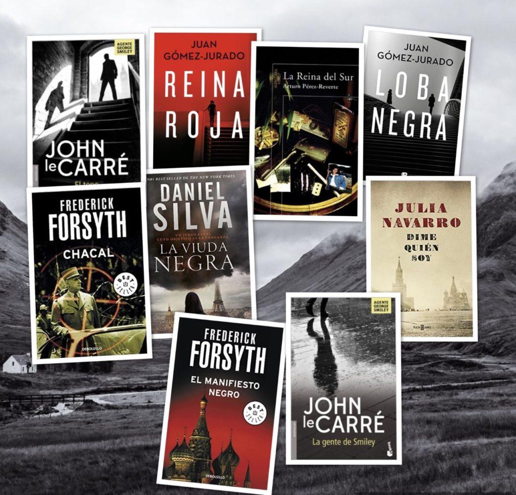 Libros recomendados por M.Gema Marín