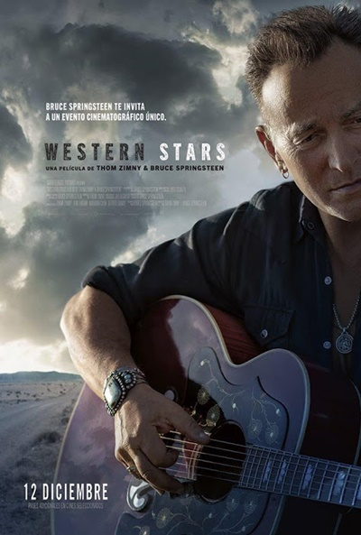 Cartel de Western Stars