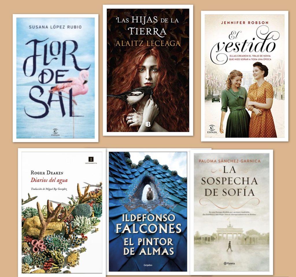 Los mejores libros para regalar en Reyes