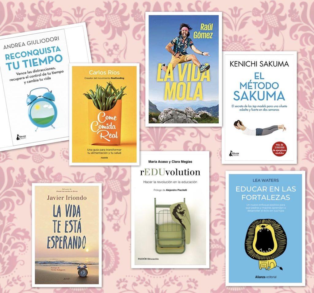 Los mejores libros para regalar en Reyes (no ficción)