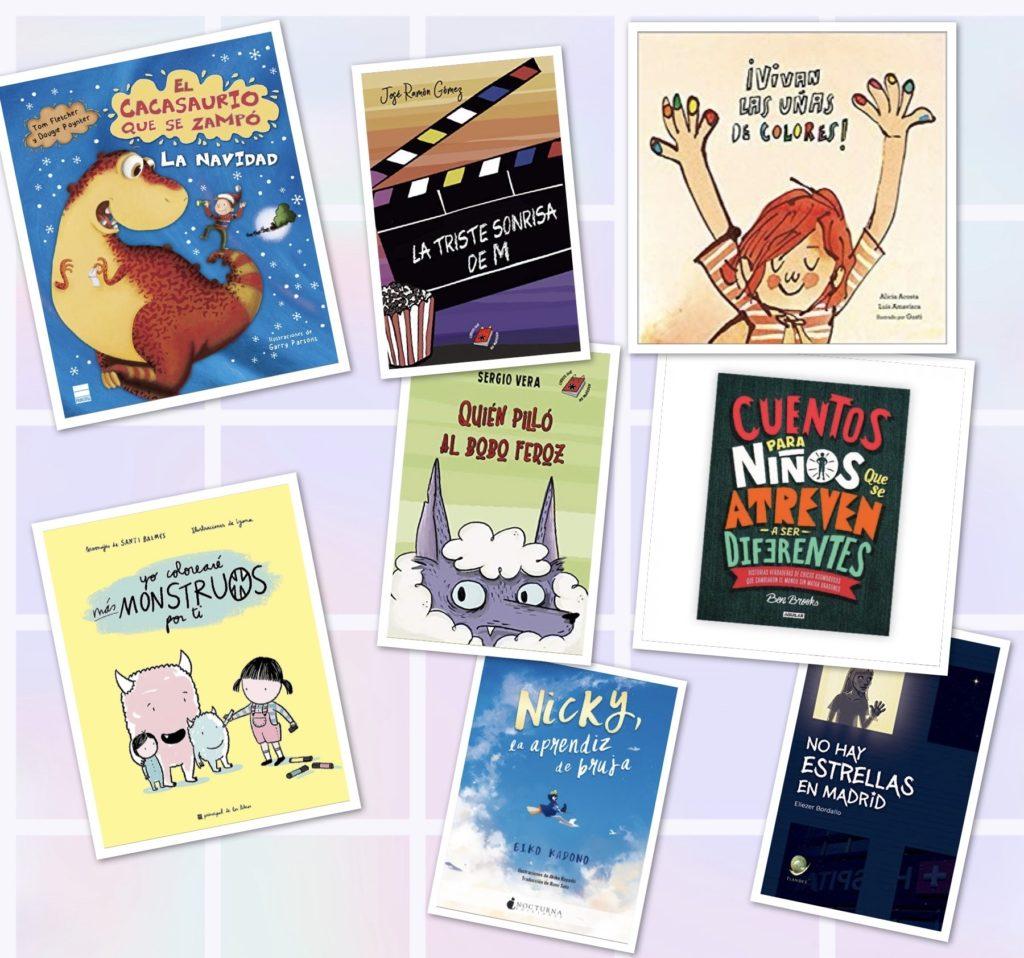 Los mejores libros para regalar en Reyes (infantil y juvenil)