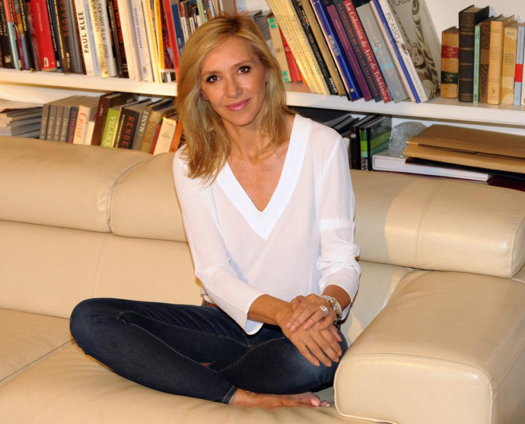 """Marta Robles, autora de """"La chica a la que no supiste amar"""""""