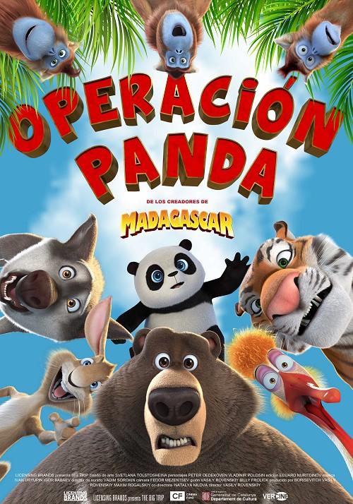 Cartel de Operación Panda