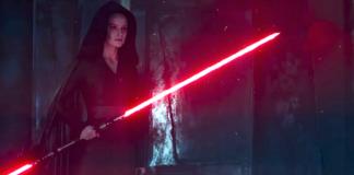 Rey, lado oscuro, Star Wars: El ascenso de Skywalker