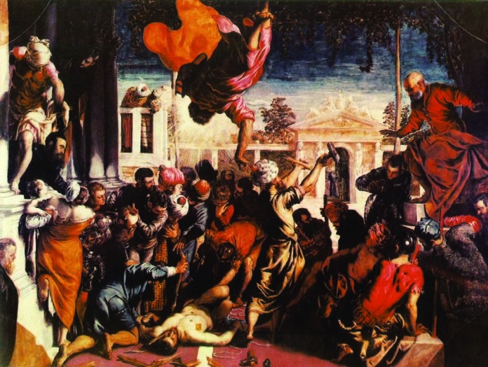 Tintoretto rebelde Venecia
