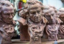 Los Premios Goya. Foto El Periódico