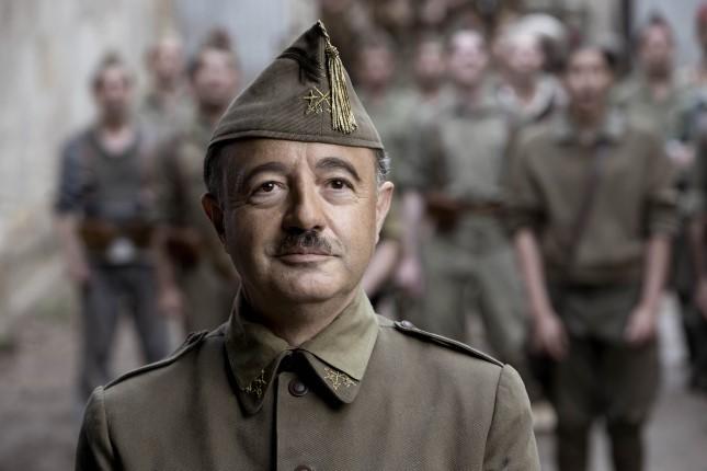 Mientras dure la guerra Franco