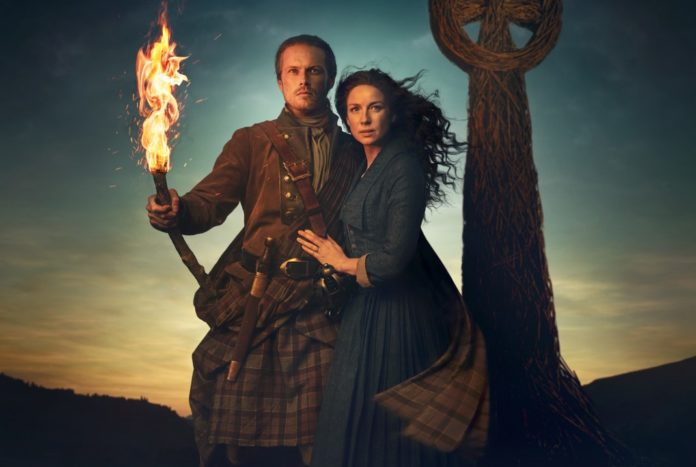 series movistar+ febrero Outlander