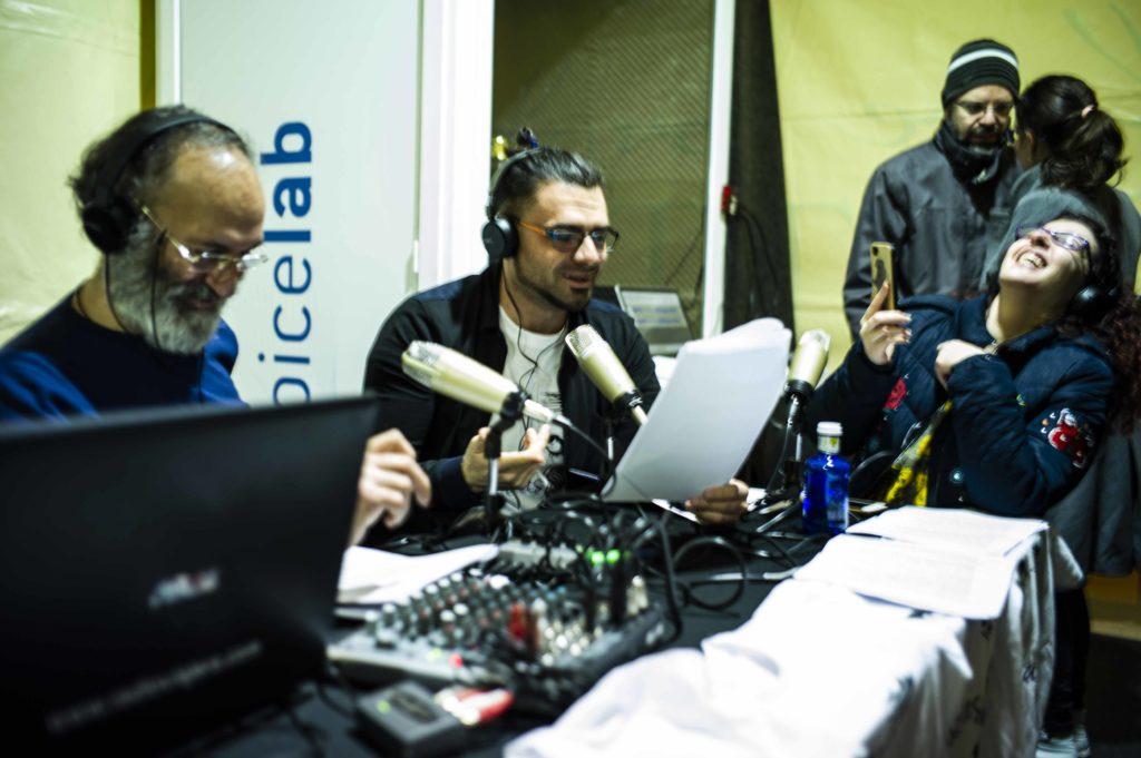 Un podcast por Magallanes