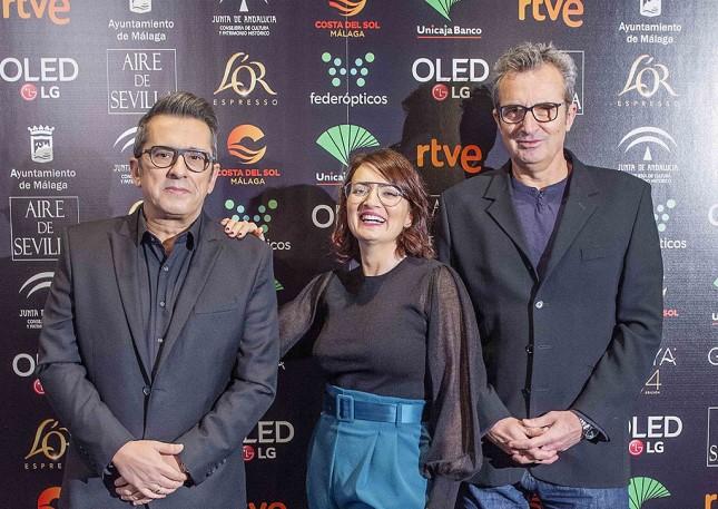 Premios Goya 2020. Buenafuente, Abril y Presidente de la Academia