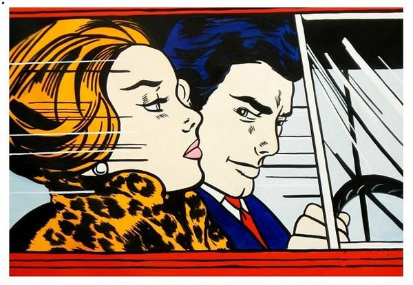 Obra de Roy Lichtenstein
