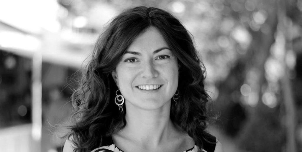Susana Martín Gijón, autora de Progenie