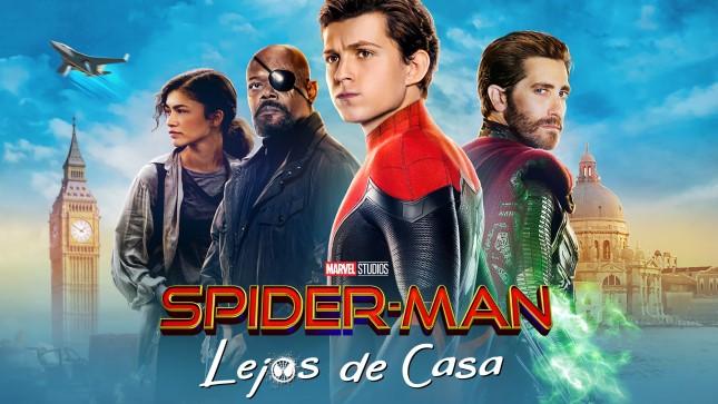 Destacados de cine. Spider-man