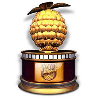 40 Golden Raspberry Awards