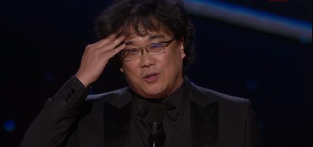 Bong joon hu mejor director parasitos