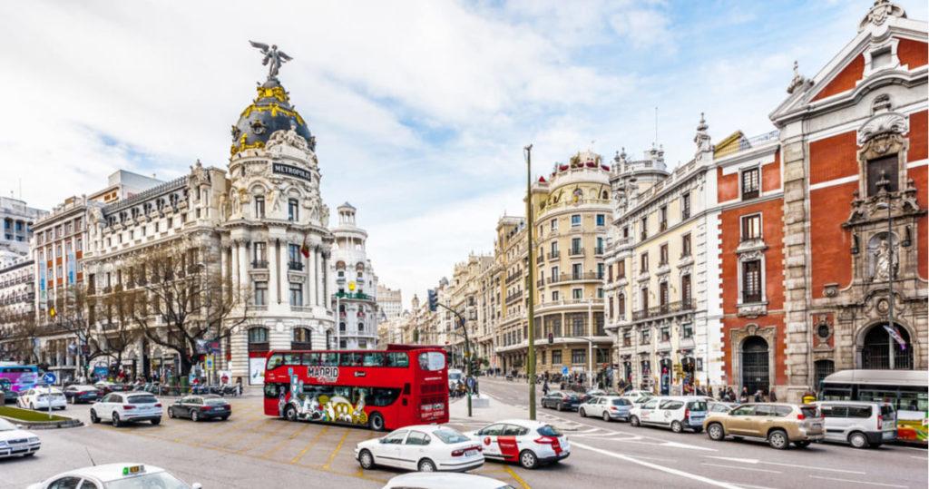"""Madrid es la ciudad donde transcurre el libro """"Esto te pasa por ser influencer"""""""