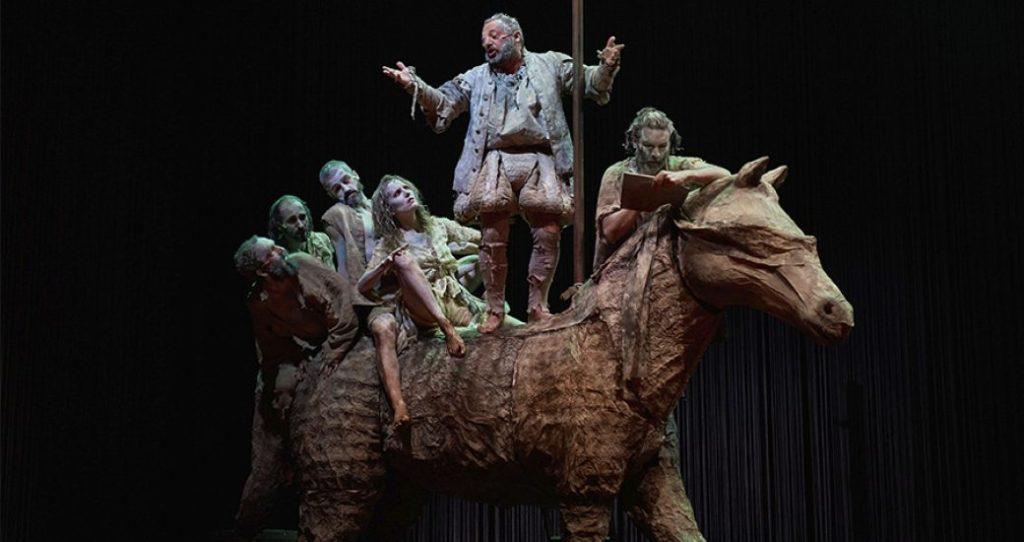 Naufragios de Alvar Núñez, uno de los cuatro montajes teatrales destacados de este fin de semana