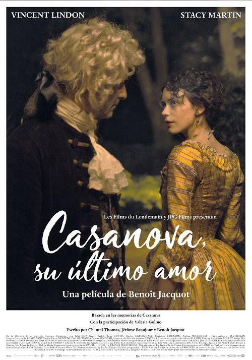 Cartel de Tráiler de Casanova, su último amor