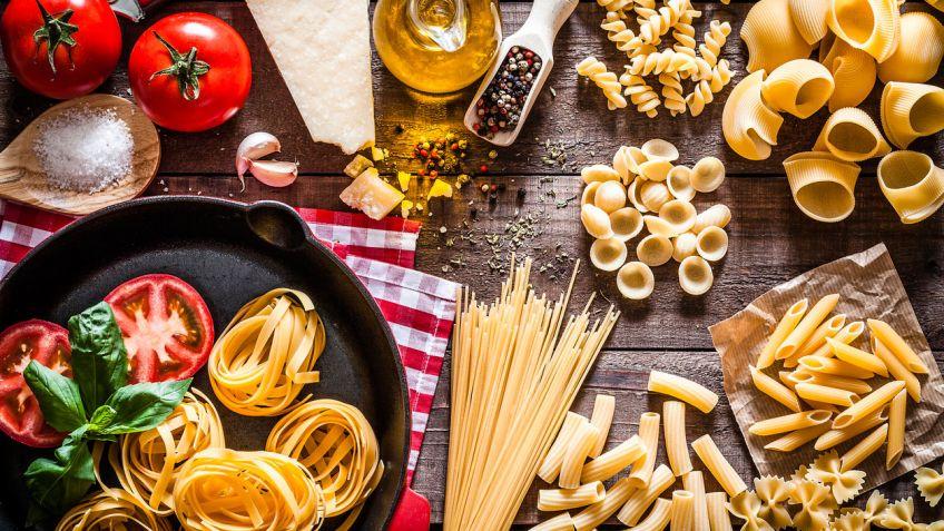 """La comida italiana es una característica principal de """"El jardín de las mujeres Verelli"""" de Carla Montero"""