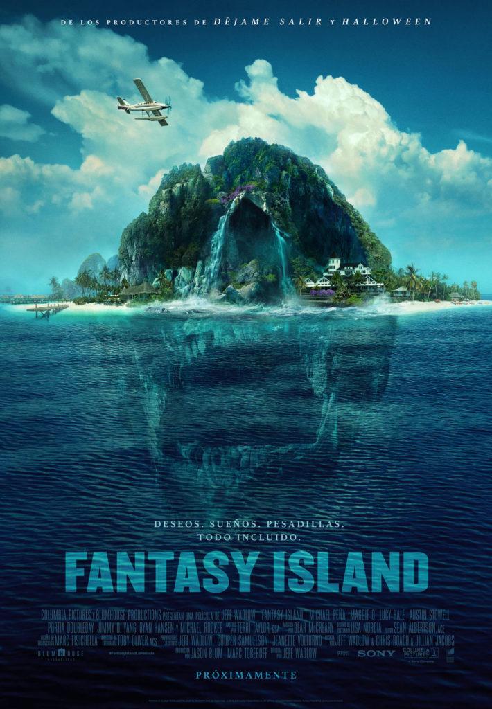 Cartel de Fantasy Island, estrenos del  14 de febrero