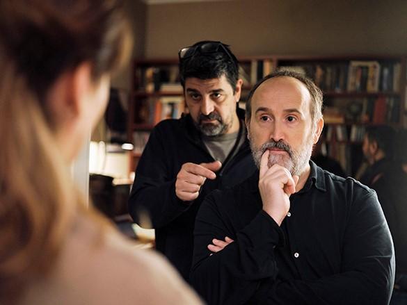 Sentimental película con Javier Cámar