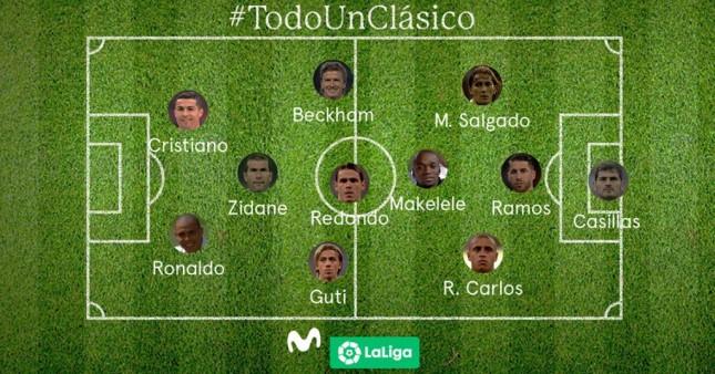 El clásico Madrid-Barça