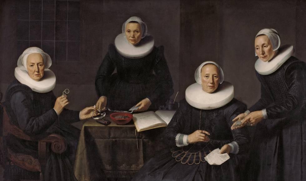 Las gobernantas de Santvoort