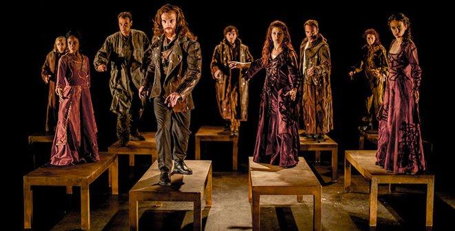 Esta adaptación de Rey Lear expone una visión más personal del drama clásico de Shakespeare.