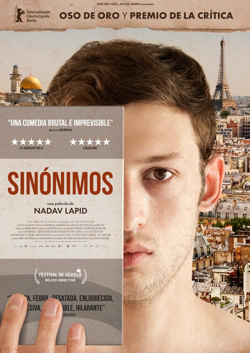 Cartel de Sinónimos, estrenos del 14 de febrero