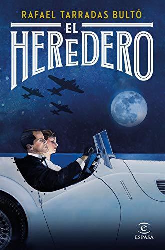 """Portada de """"El heredero"""" de Rafael Tarradas Bultó"""