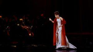 Holograma concierto María Callas