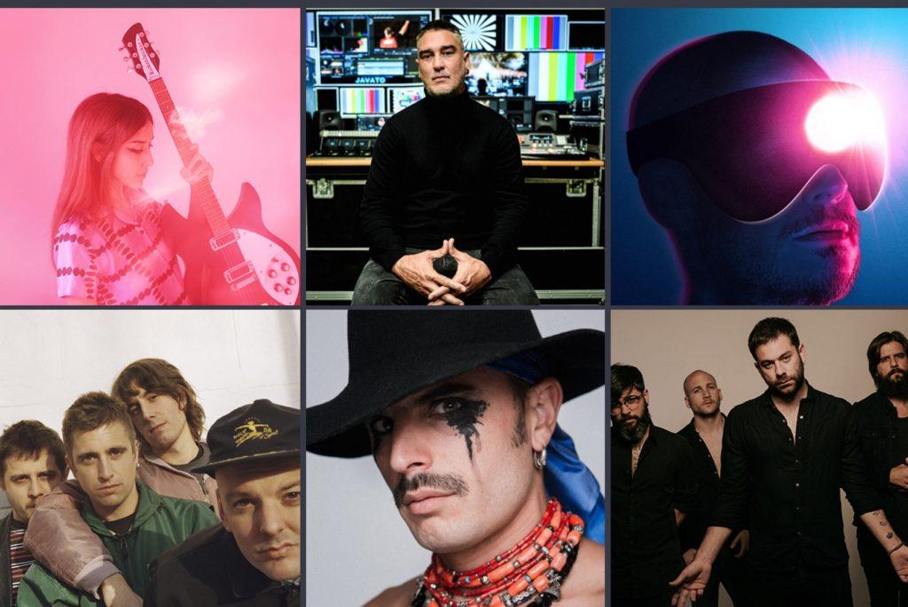 Algunos nominados, Premios MIN 2020