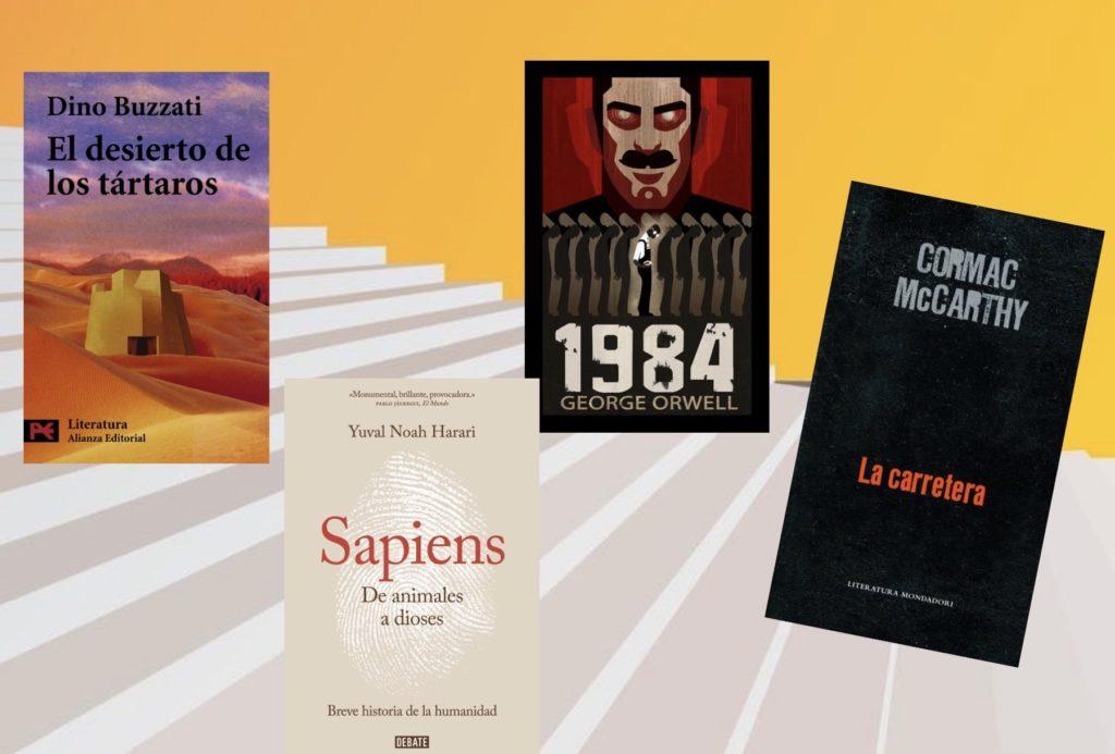 """Libros recomendados por Manuel Dorado, autor de """"El efecto Midas"""" para leer"""
