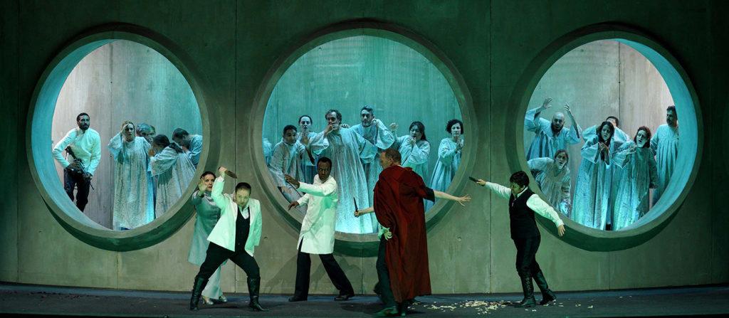 En My Opera Player se ofrecen algunos de los mejores montajes operísticos del Teatro Real.