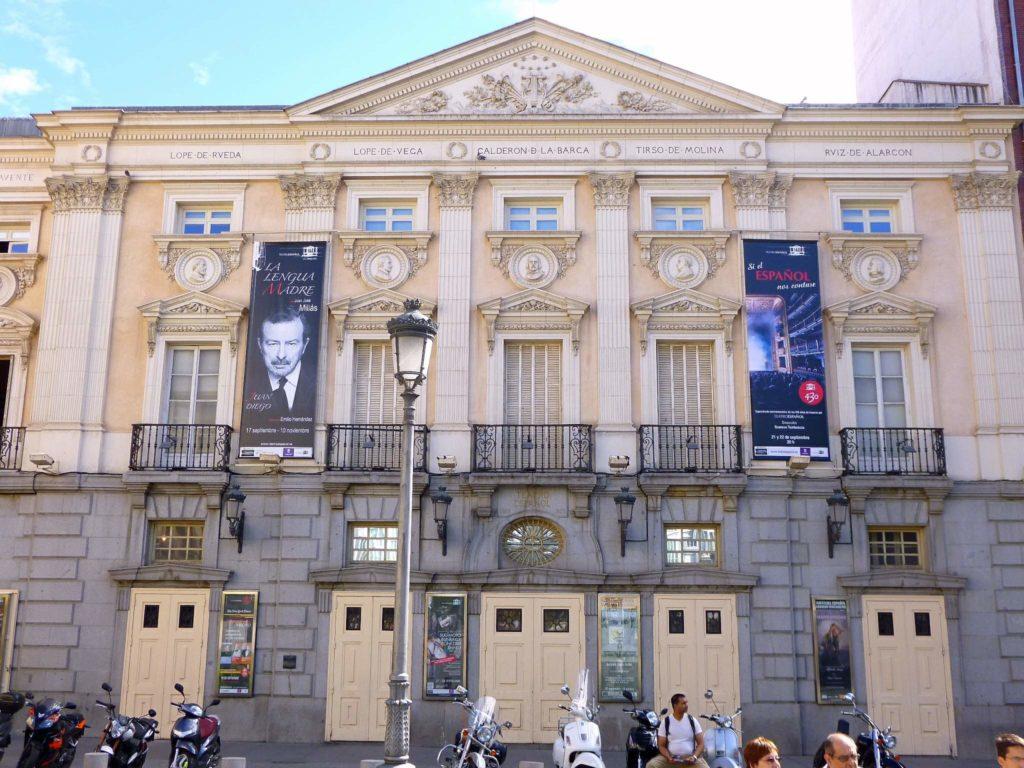 Madrid Teatro Español