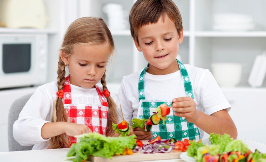 Recetas de cocina sencillas para ninos 1