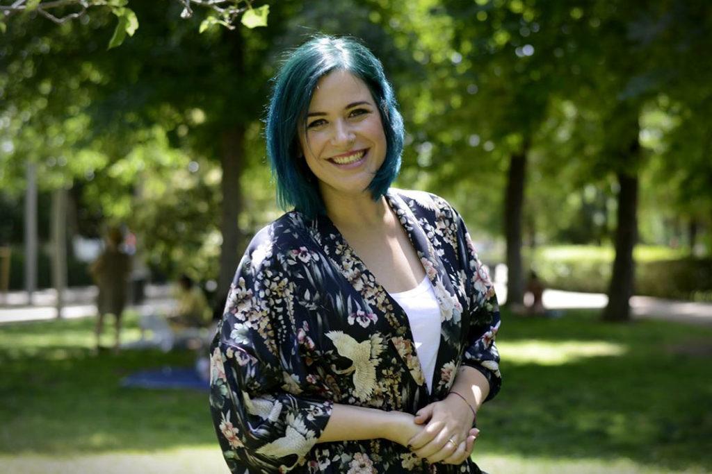 """Elísabet Benavent, autora de """"Un cuento perfecto"""""""