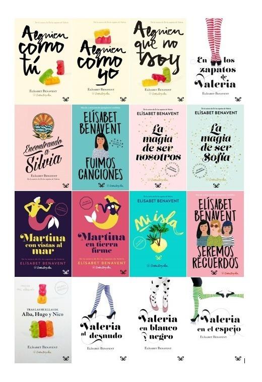"""Otros libros de la autora de """"Un cuento perfecto"""""""