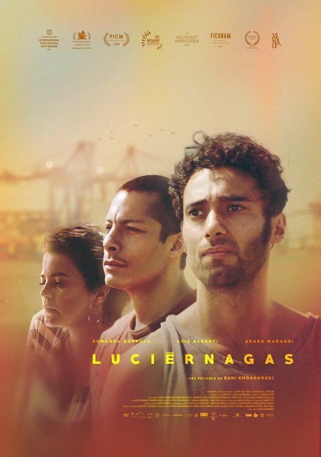 Cartel de Luciérnagas, estrenos del 13 de marzo