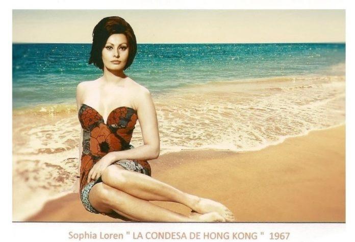 Iconos cinéfilos resucitados Sophia Loren