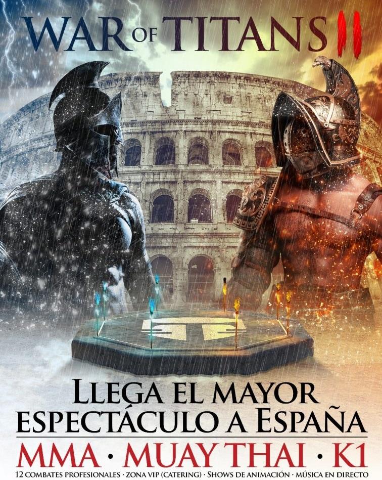 War of Titans, de Titan Channel